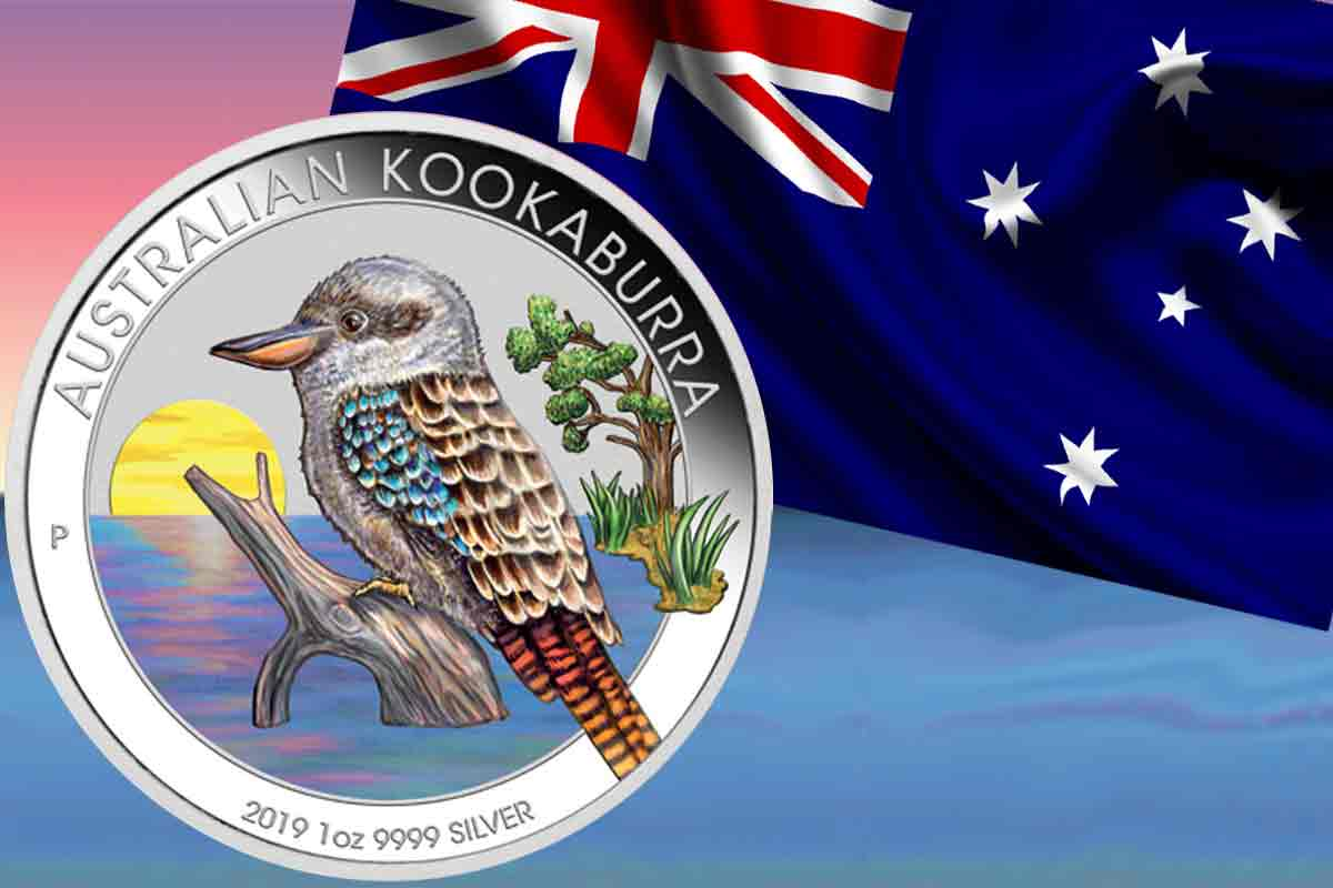 World Money Fair Special 2019 - Kookaburra in Farbe