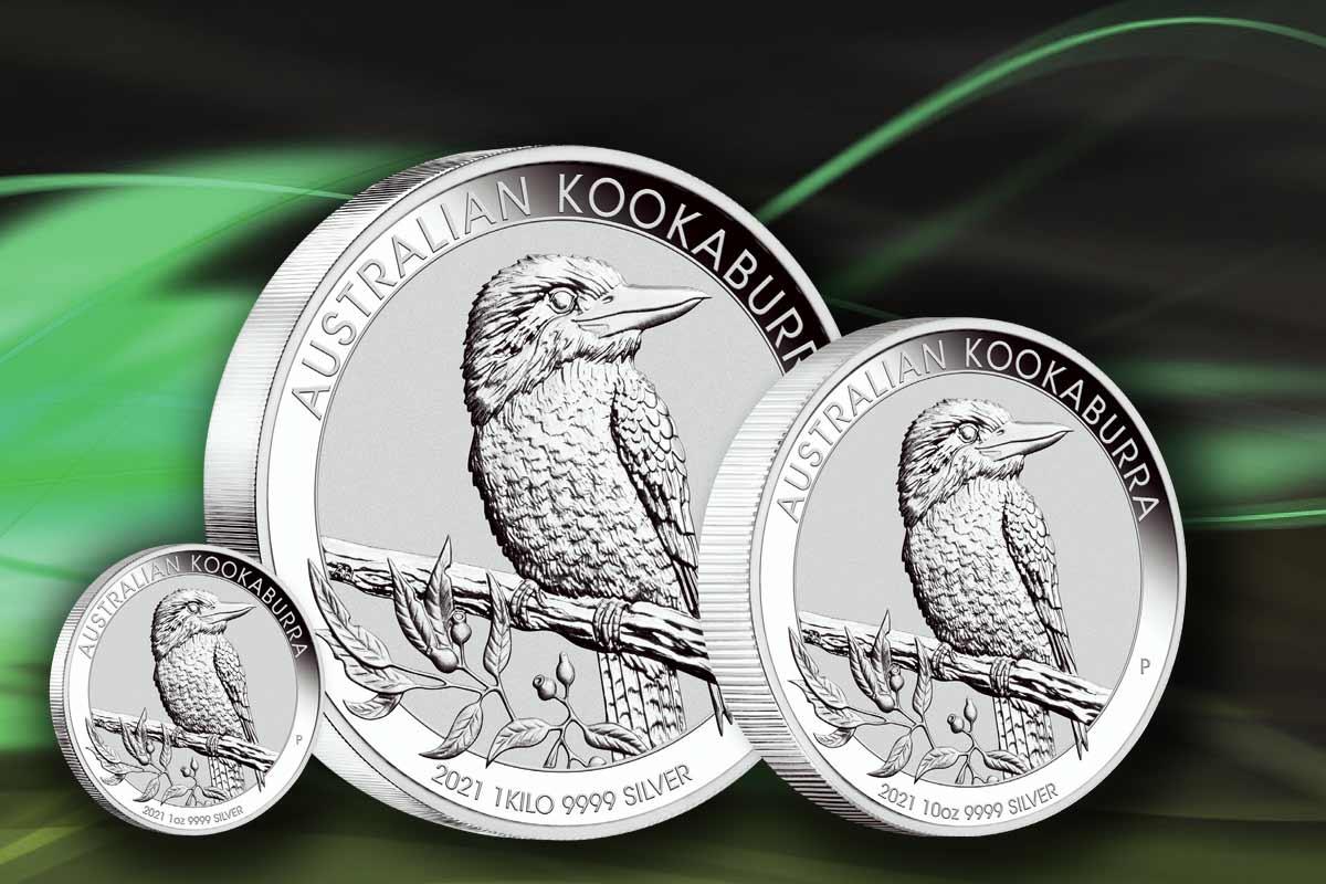 Kookaburra 2021 Silber: Jetzt vergleichen!