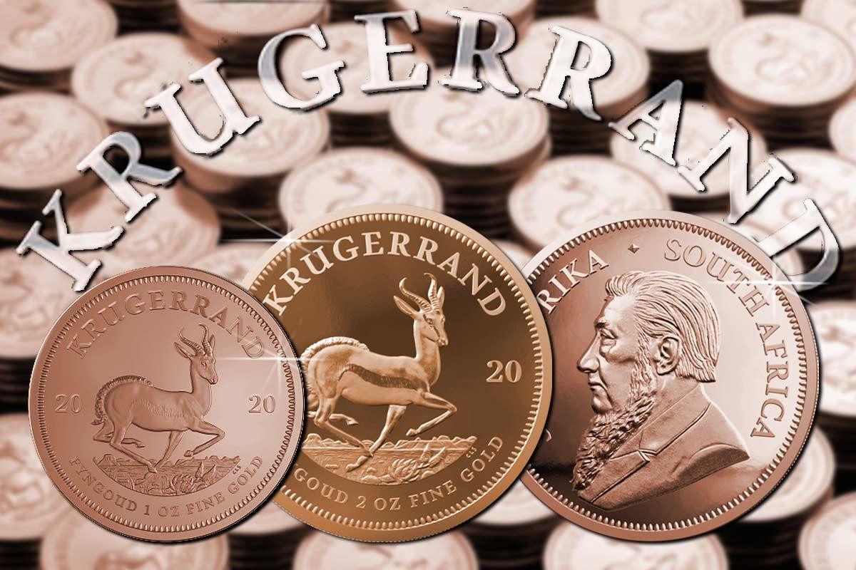 Krügerrand  Gold - Jahrgang 2020 ist da!