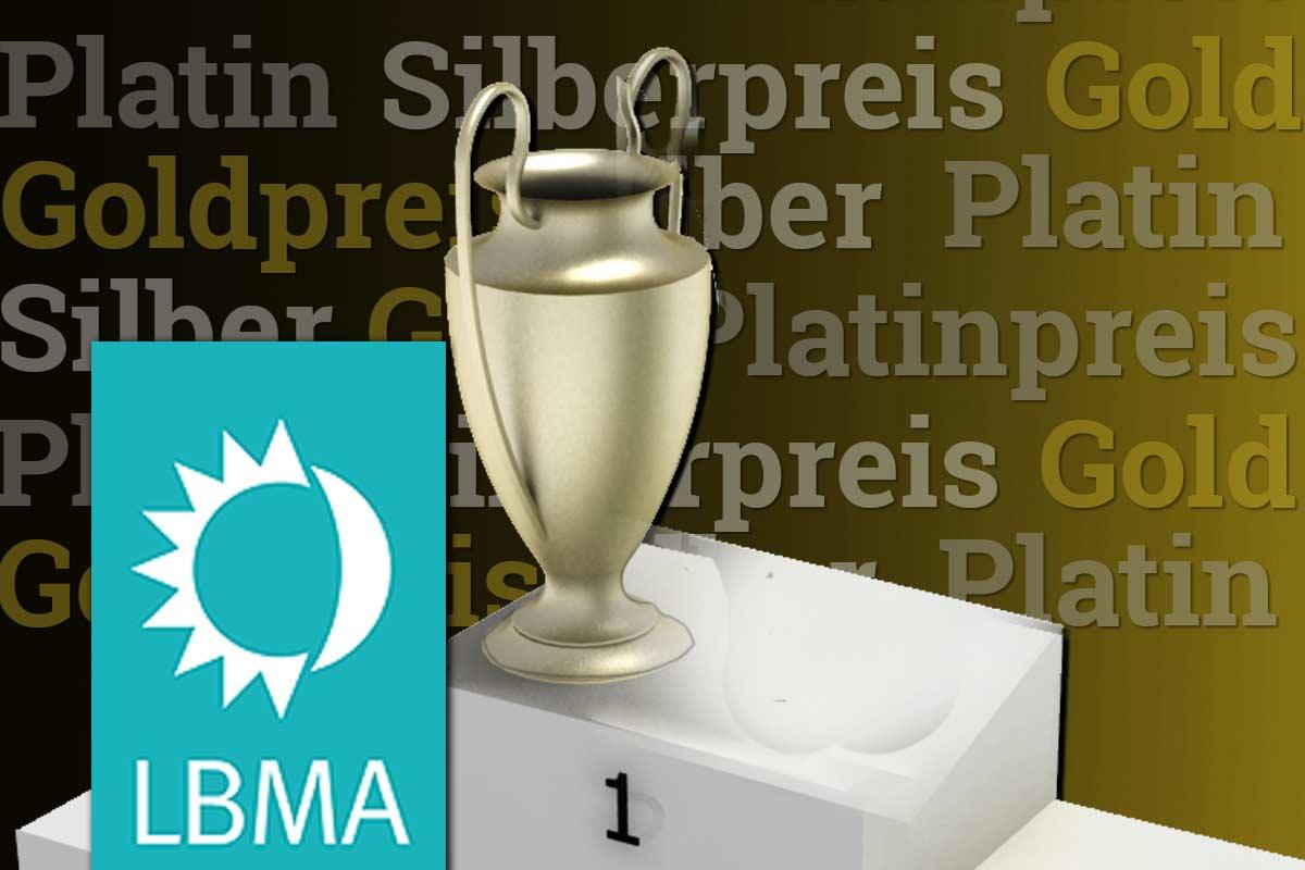 LBMA-Gold-Prognosen: Treffsicherste Analysten ausgezeichnet