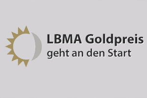 LBMA Goldpreis geht an den Start