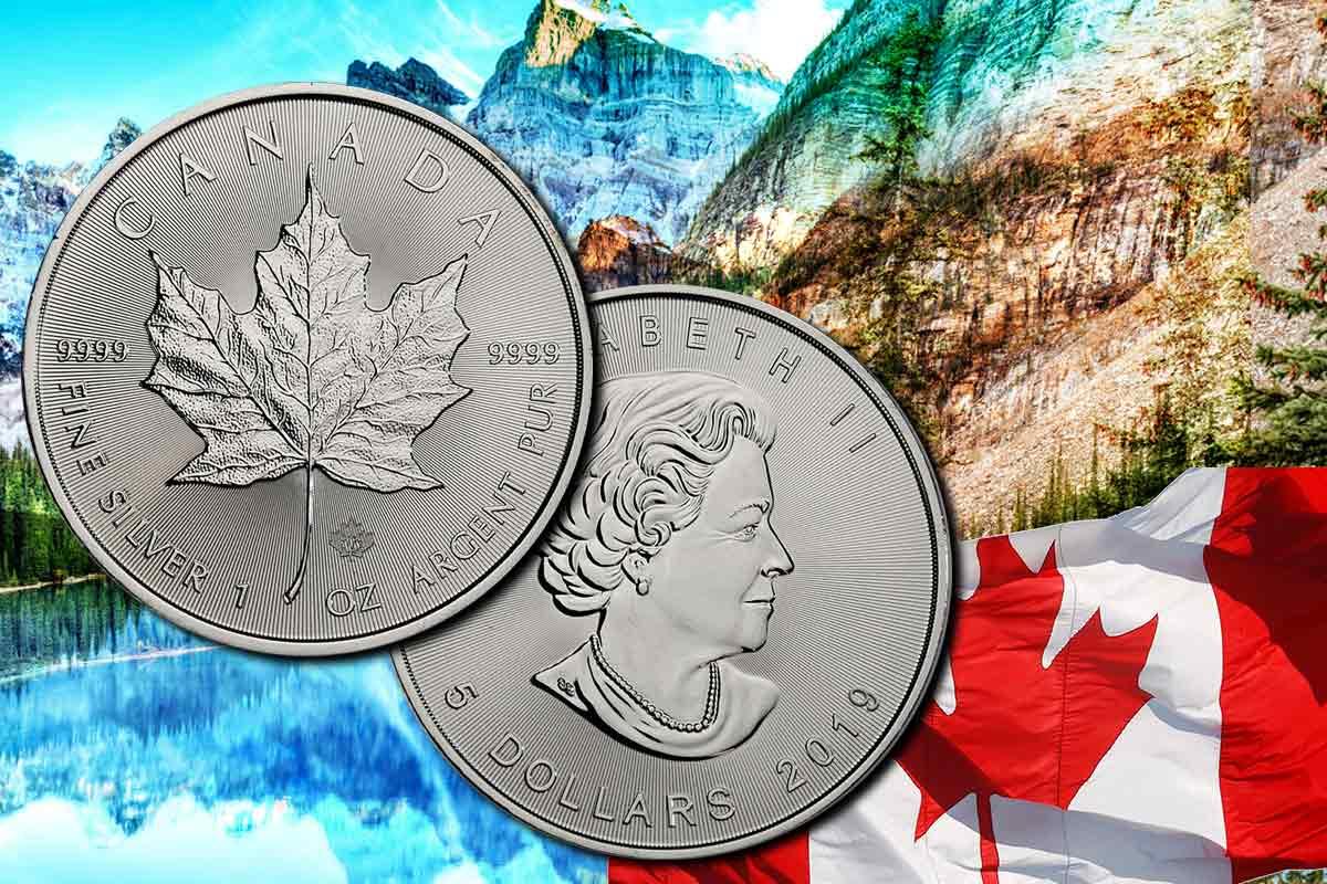 Maple Leaf Silber 2019 - Jetzt da!