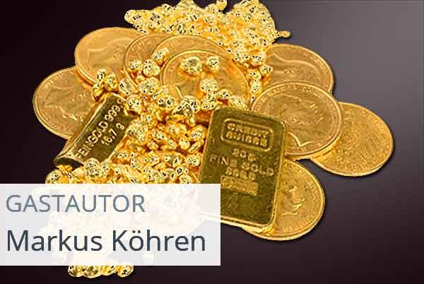 Meine Lieblingsargumente gegen Gold
