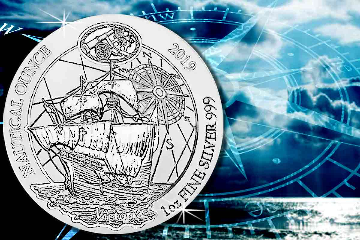 Jetzt hier - Nautical Ounce 2019 - Victoria Silber