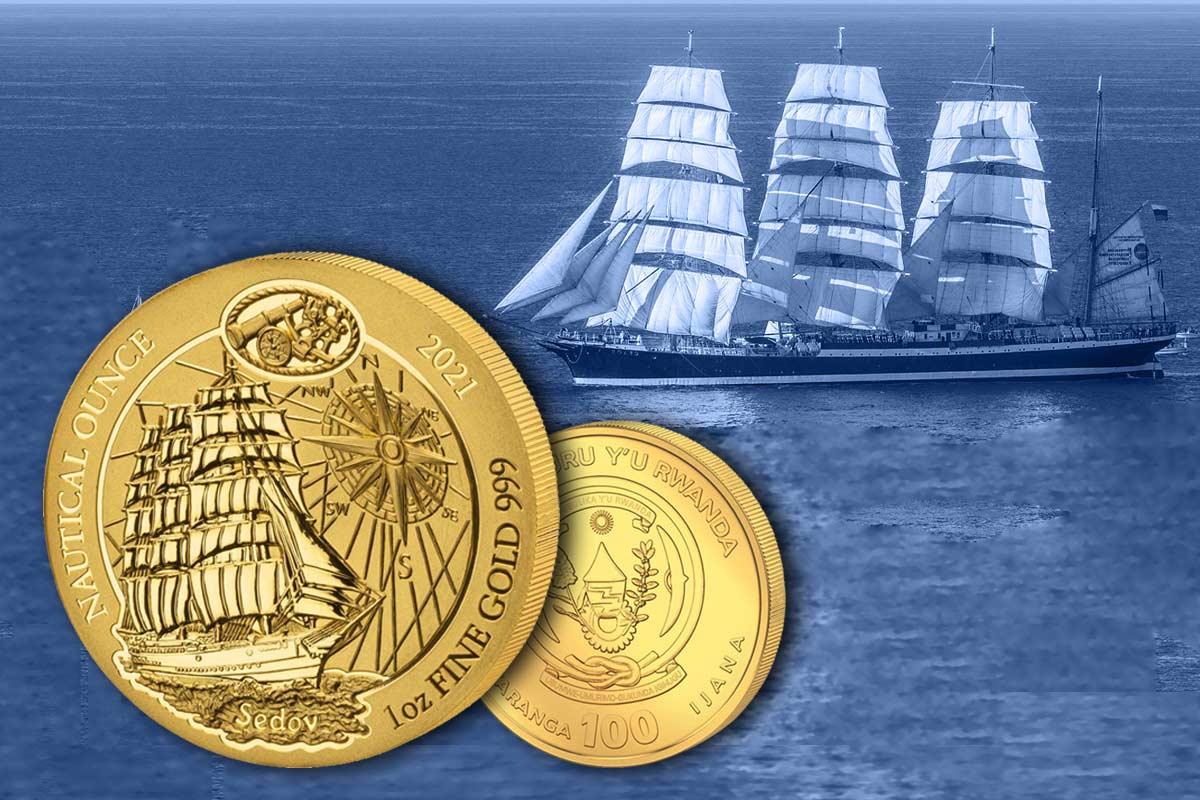 Nautical Ounce Gold 2021 Sedov - Jetzt vergleichen!