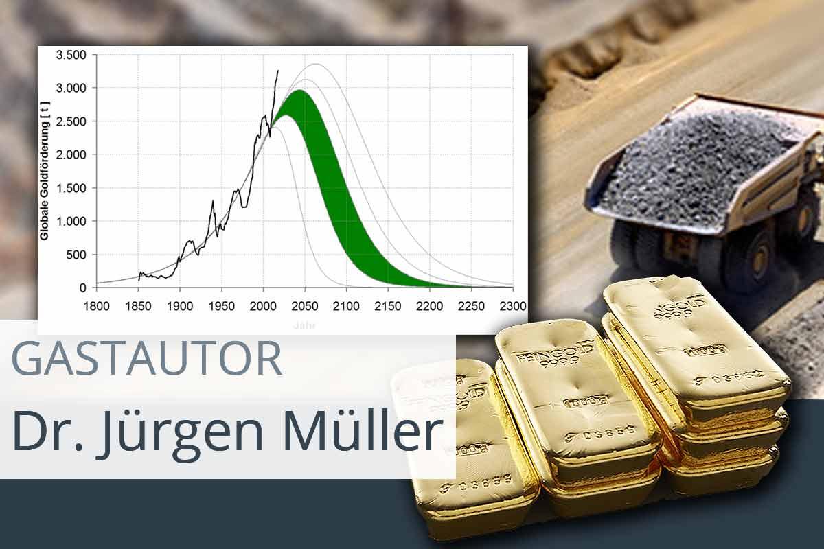 Peak Gold: Über die Endlichkeit der Ressourcen