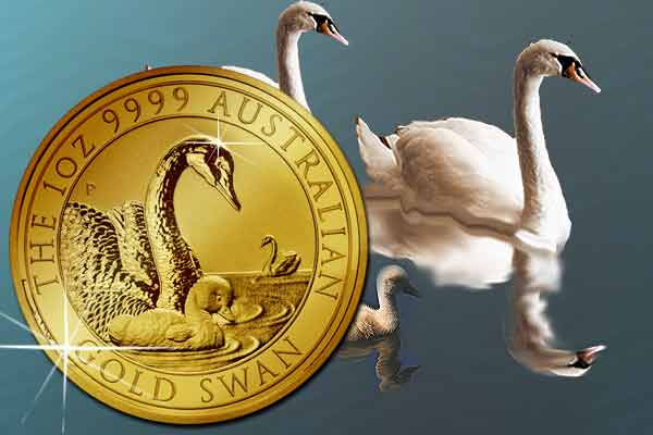 Goldliebhaber? - Perth Mint Schwan 2019
