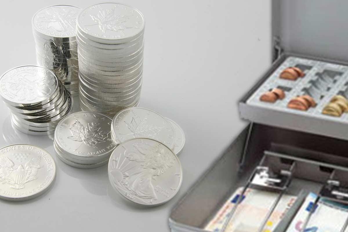 Silber als Ersatzwährung wieder gefragt
