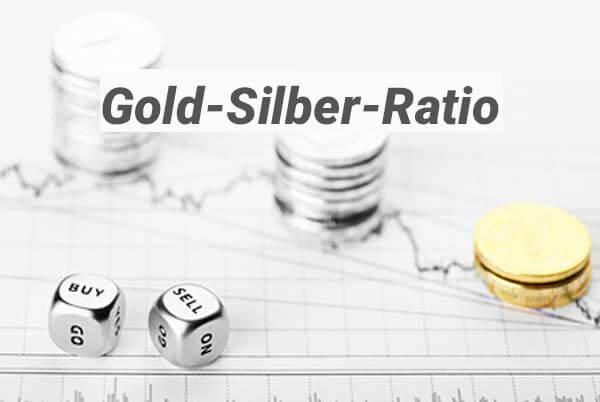 Gold Silber-Ratio langfristig