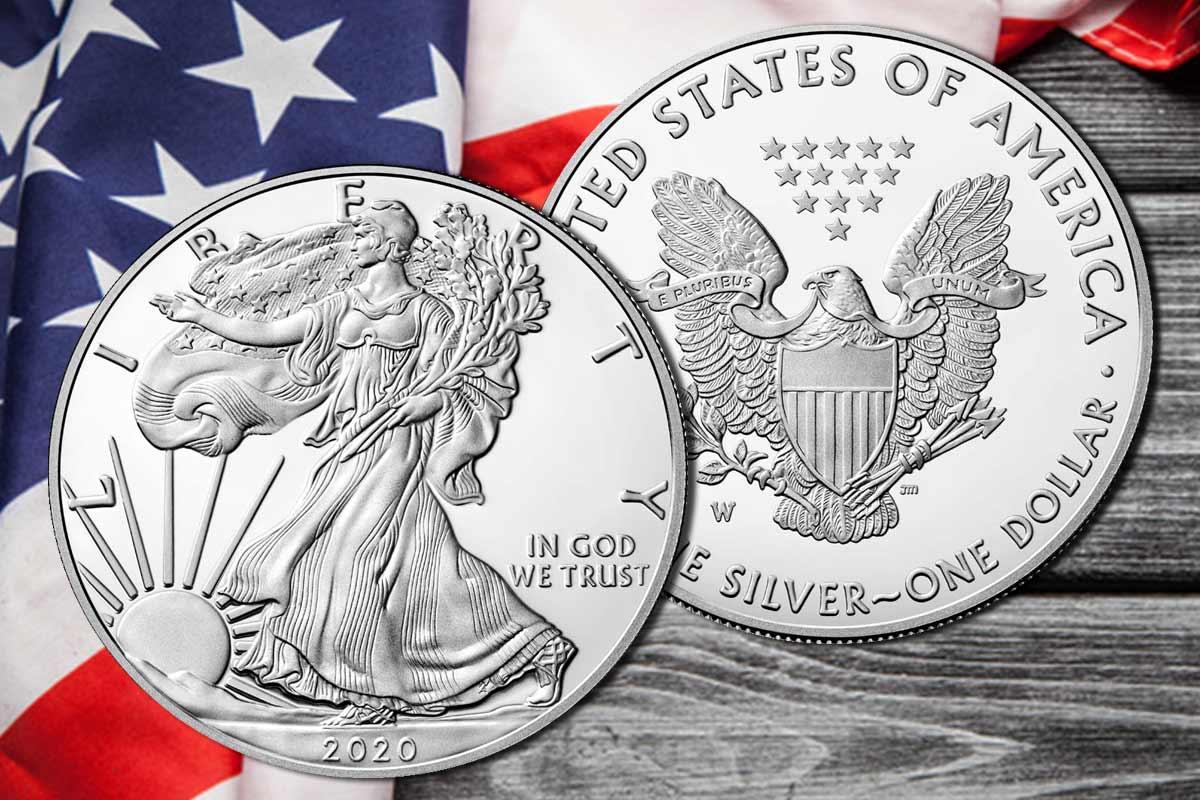 Silver Eagle 2020 - Jetzt neu!