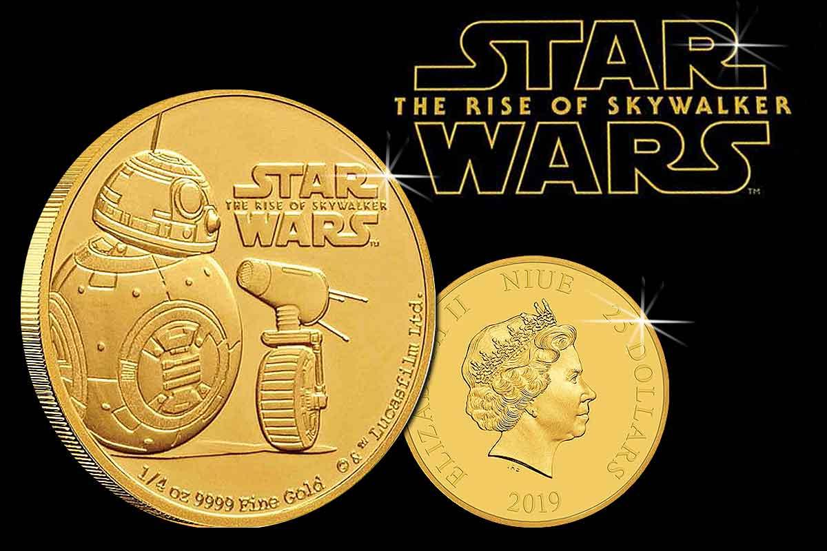 Star Wars: Der Aufstieg Skywalkers – BB-8 & D-O - Jetzt neu!