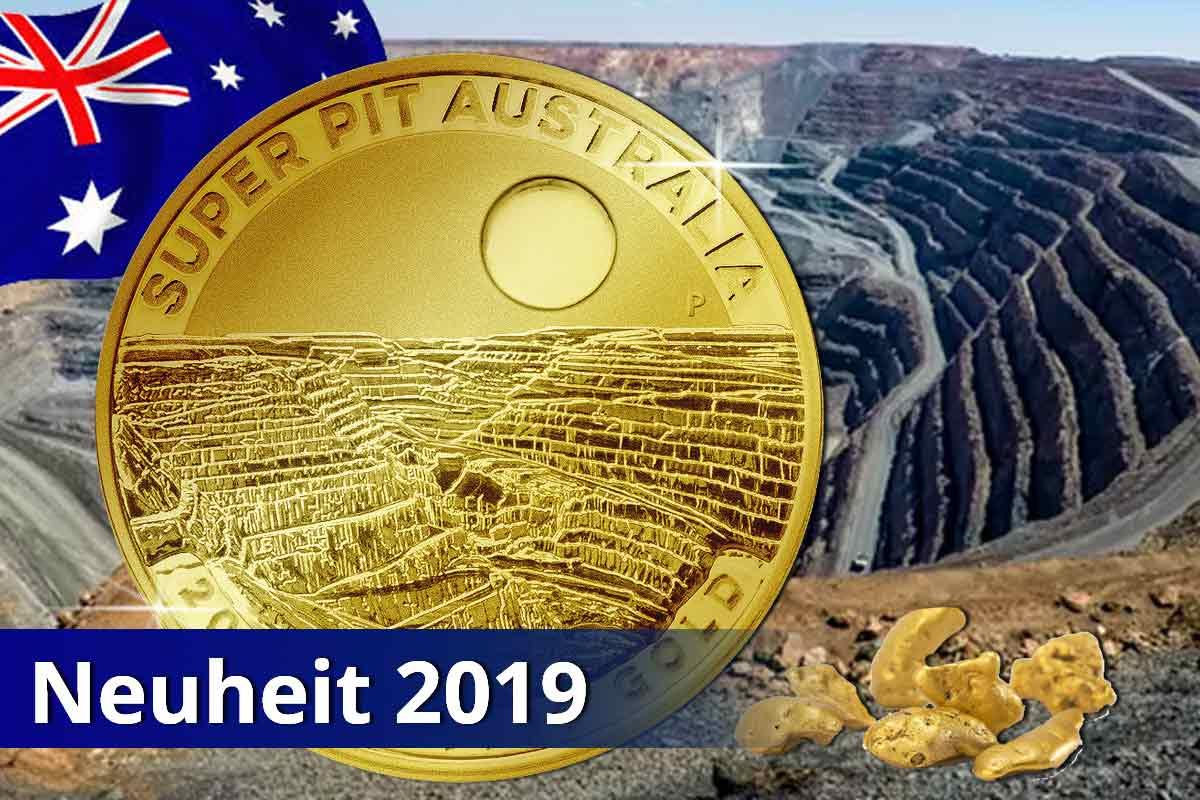 Brandneu aus Australien: Super Pit Gold