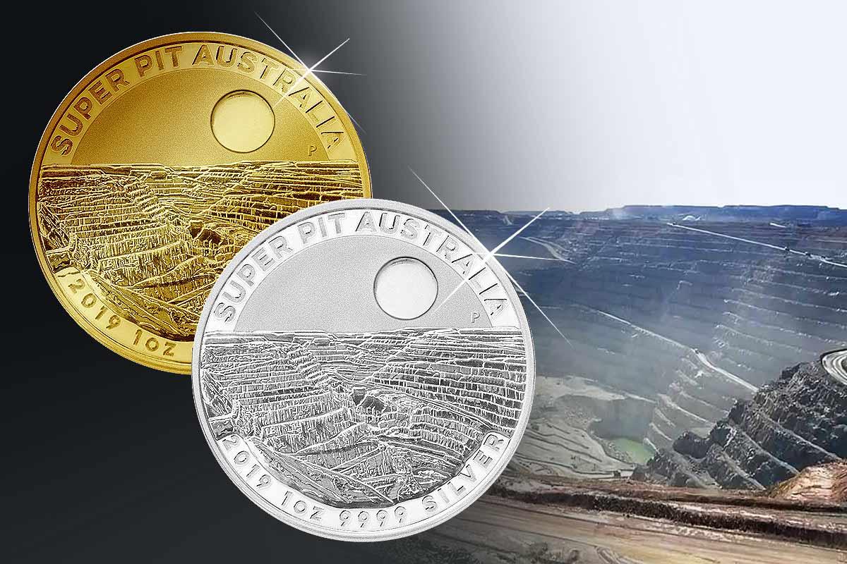 Super Pit Münze: Neuheit in Gold und Silber!
