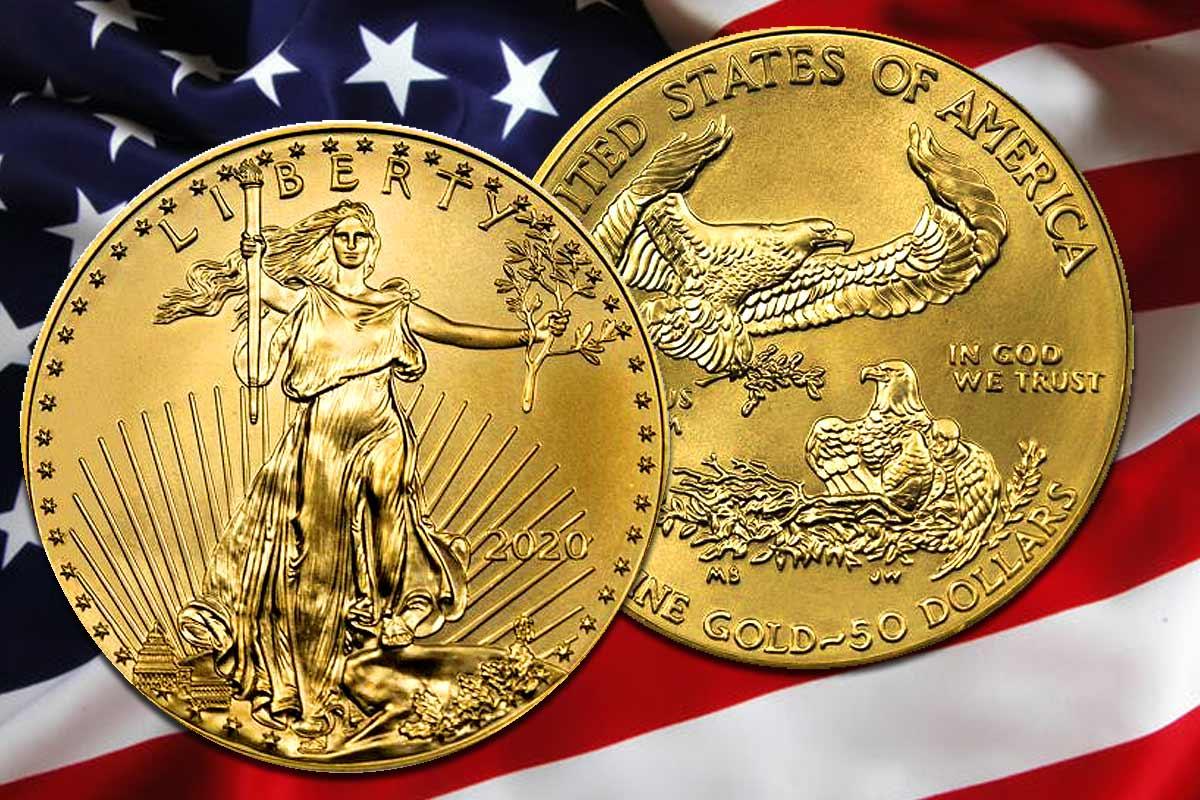 Gold Eagle 2020 - Jetzt erhältlich!