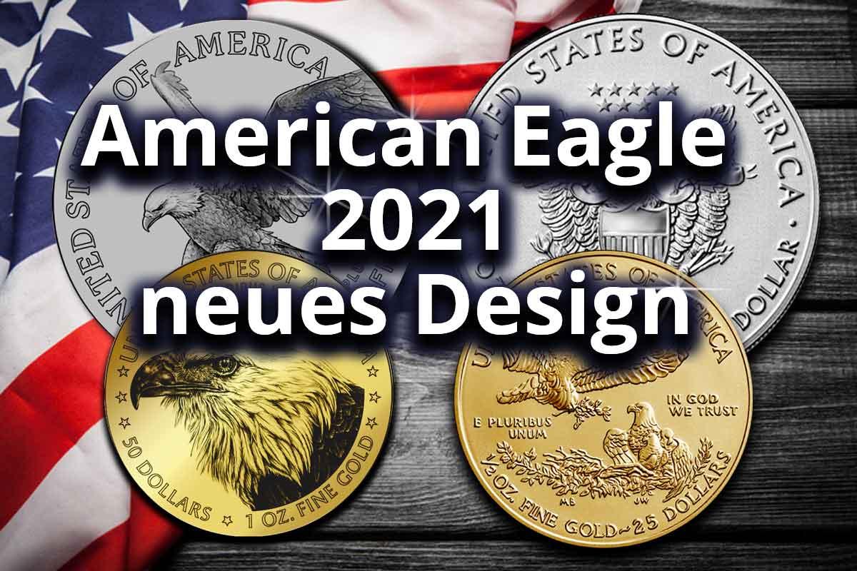 American Eagle 2021 bekommt neues Design