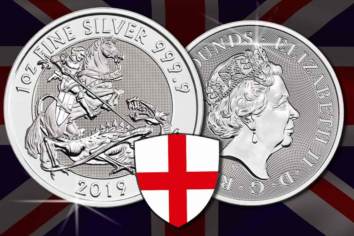 Valiant 2019 Silbermünze jetzt als 1 oz erhältlich!