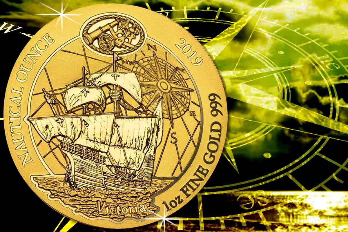 Victoria 2019 – Nautical Ounce Gold: Jetzt bestellen!