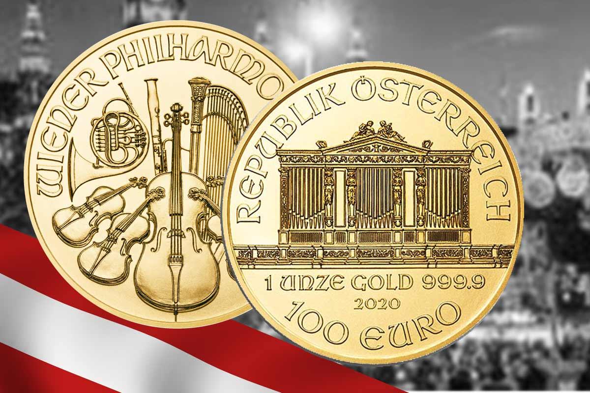 Wiener Philharmoniker Gold 2020 jetzt erhältlich!