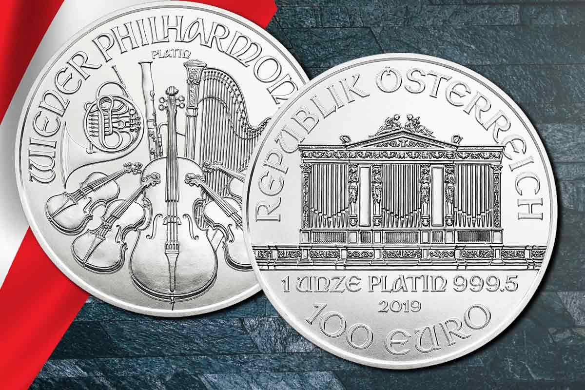 Wiener Philharmoniker Platin 2019 jetzt hier erhältlich!