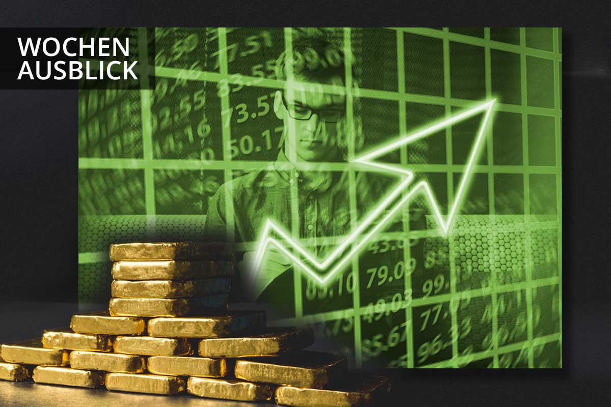 Wochenausblick: Der Goldoptimismus steigt