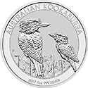 Kookaburra Motiv 2017
