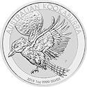 Kookaburra Motiv 2018