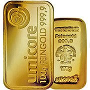 goldpreis 100 gr barren