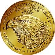 Thumb American Eagle Goldmünze
