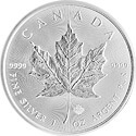 Maple Leaf 1 oz Kurs
