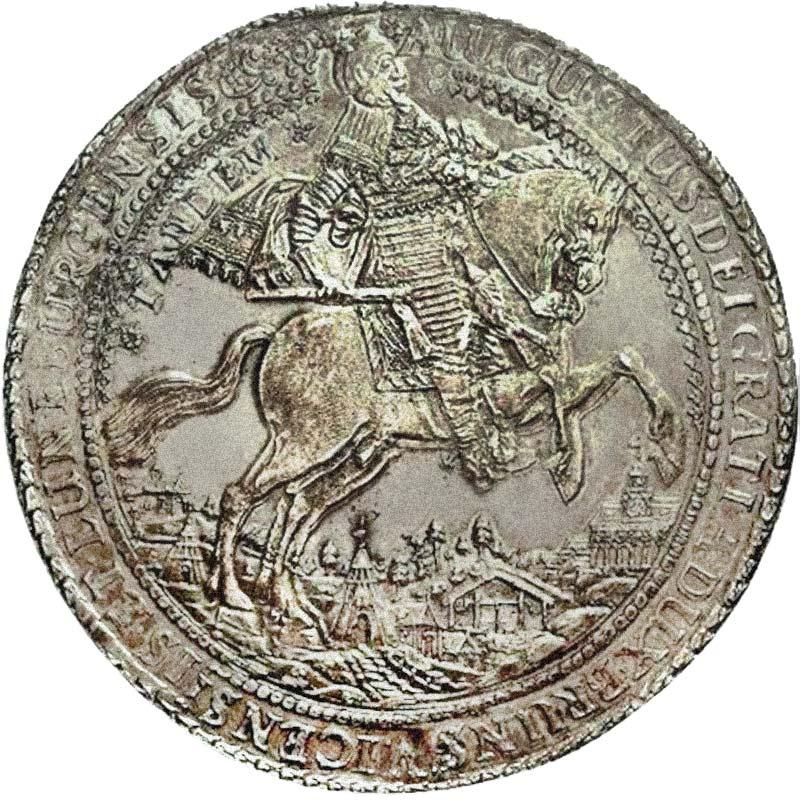 Julius Löser 10 Taler 1638