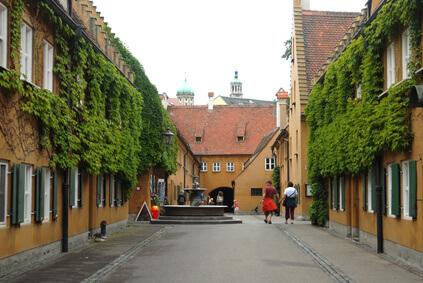 Händler in Augsburg