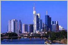 Händler in Frankfurt