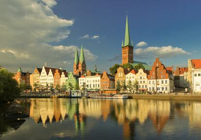 Händler in Lübeck