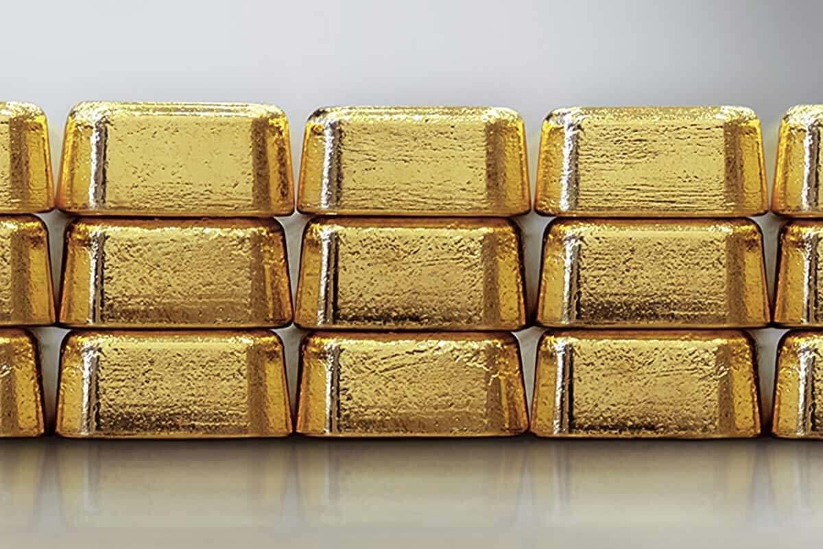 Goldbarren Hersteller