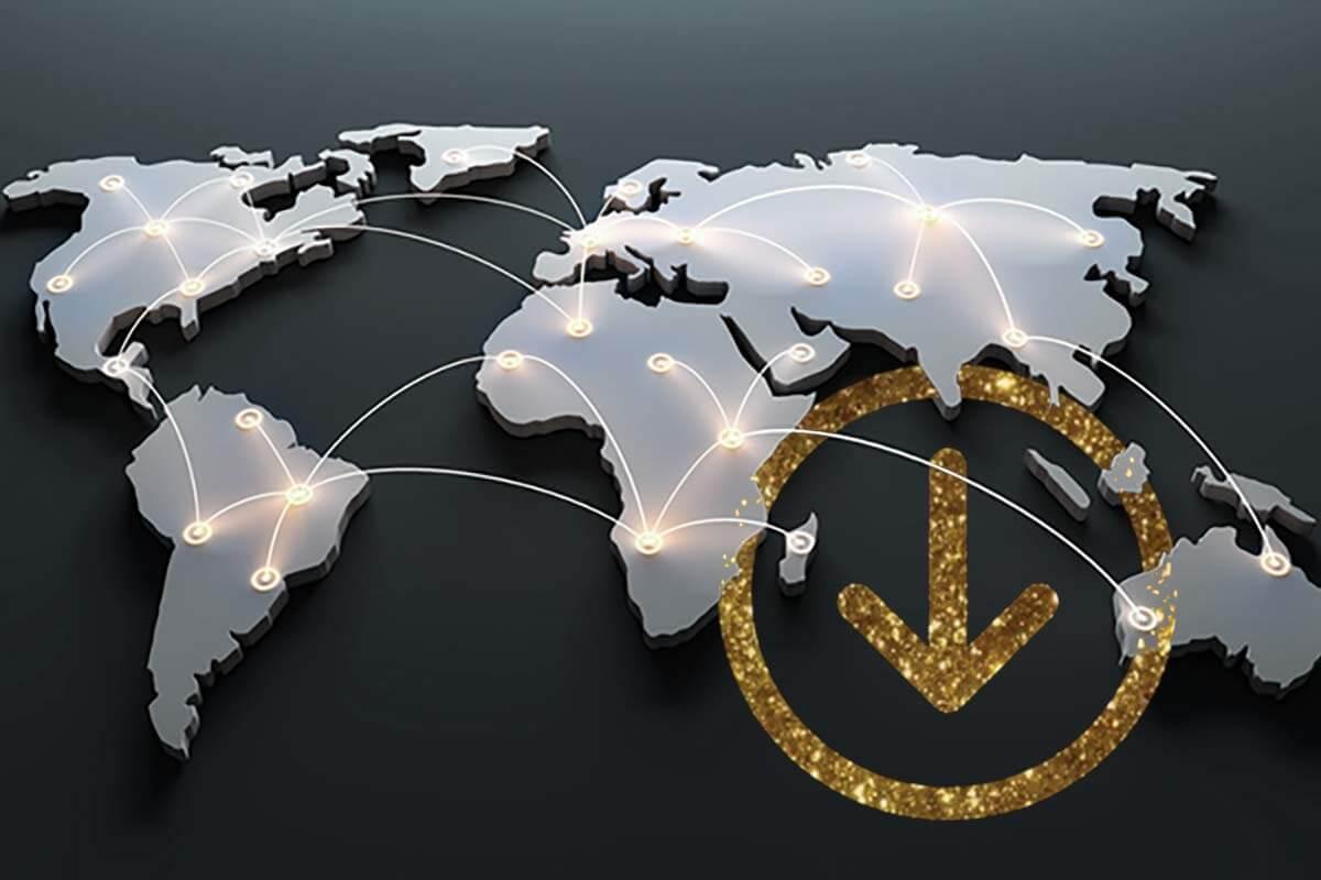 Goldimporte: Zahlen und Fakten.