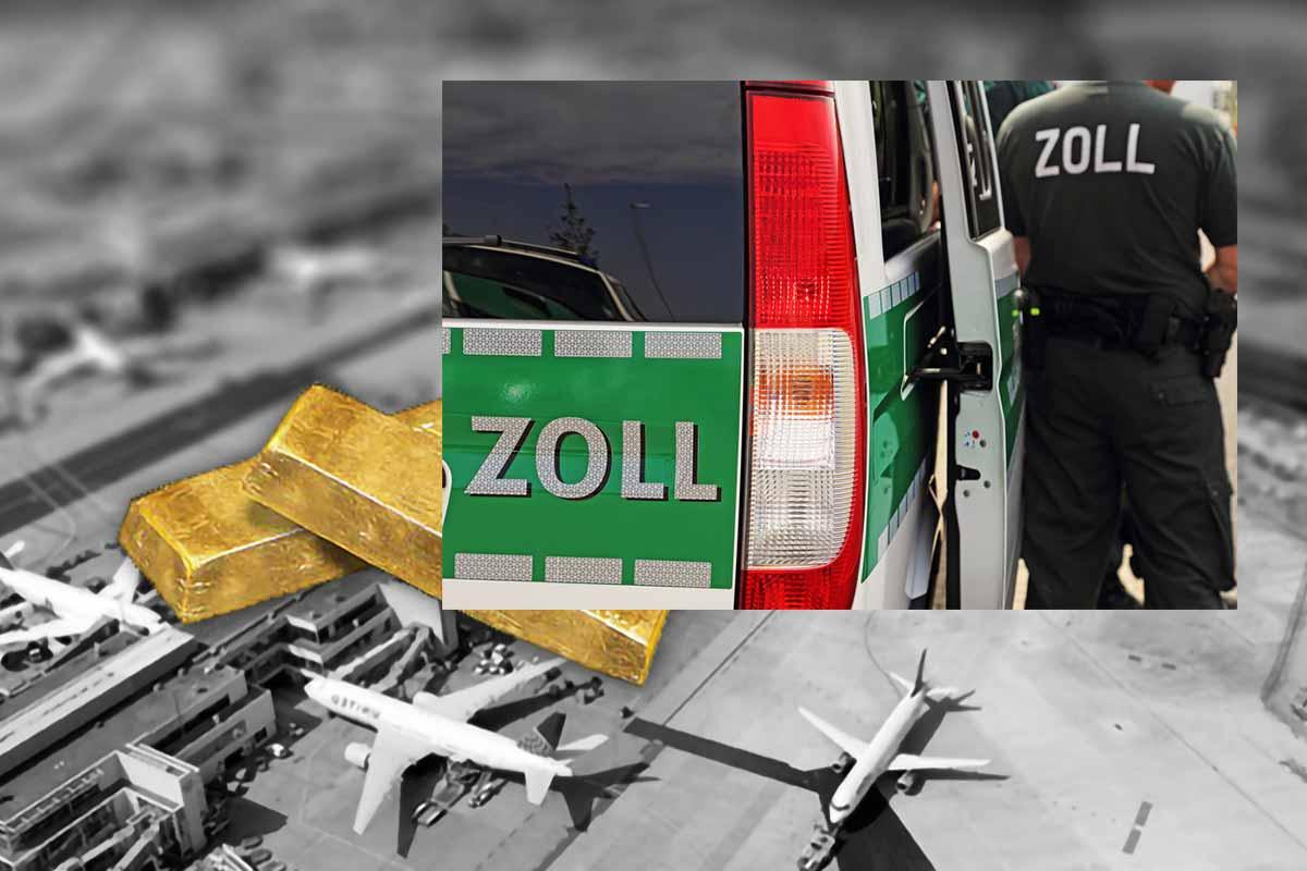 Goldschmuggel: So kommt Gold illegal ins Land!