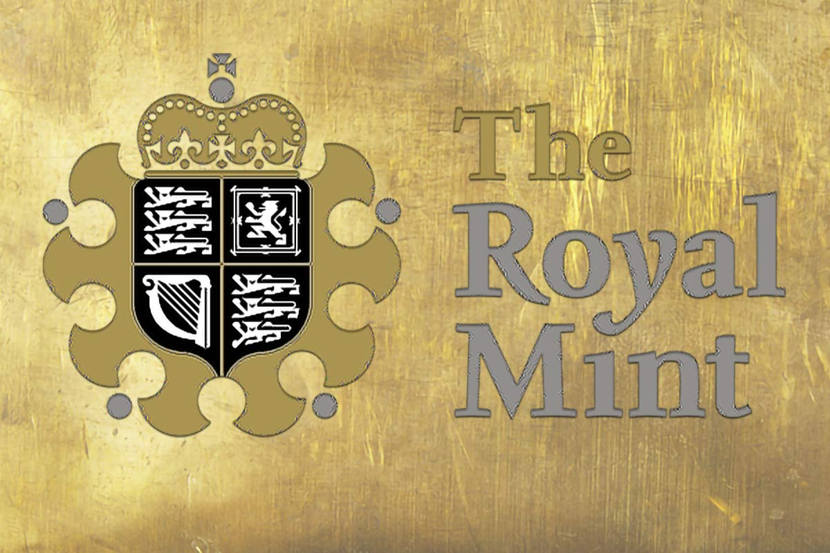 British Royal Mint - Münzprägeanstalt England