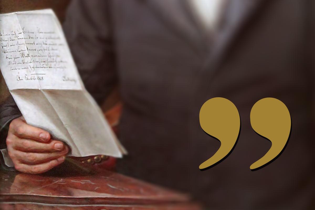 Zitate und Weisheiten