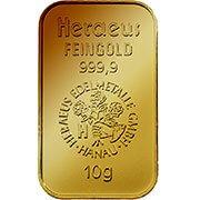 10 G Goldbarren