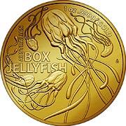 Australias Most Dangerous Goldmünze