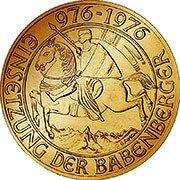 Babenberger Goldmünze