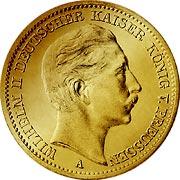 Deutsches Kaiserreich Goldmünze