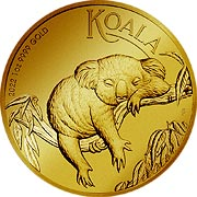 Koala (Proof) Goldmünzen