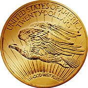 St. Gaudens Double Eagle Goldmünzen