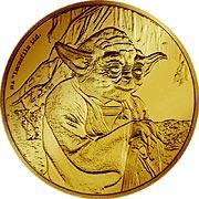 Star Wars Goldmünze
