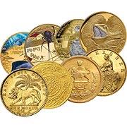 Weitere Goldmünzen Goldmünze