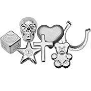 Sonderformen aus Silber