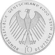 DM Gedenkmünzen Silbermünze