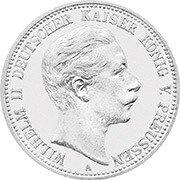 Kaiserreich Silber Silbermünze
