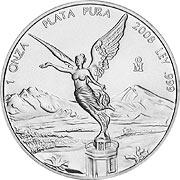 Libertad Silbermünzen